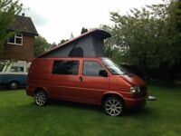 VW T4 Campervan, new engine, pop up roof.. ect