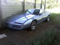 1984 Pontiac Firebird Coupe (2 door)