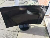 Samsung curved tv for parts