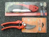 garden hand tools NEW