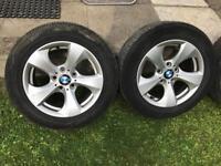 BMW 16inch alloys