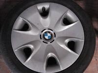 GENUINE BMW WHEEL TRIMS