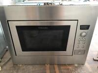 Integrated Electrolux Microwave