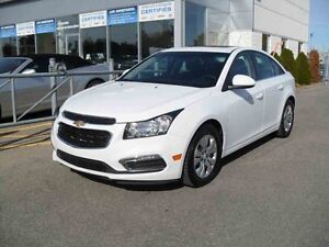 2016 Chevrolet CRUZE LIMITED/TOIT/CAMERA DE RECULE