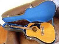 Framus Vintage Acoustic Guitar