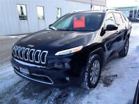 2015 Jeep Cherokee Limited 4x4| Pano Roof| Rmt Start| Htd Seats