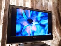 SONY BRAVIA 32 INCH FLAT SCREEN TV VERY GOOD CONDITION £75