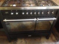 SMEG Range Fual gas cooker& SMEG Fridge Freezer....Bargain Free Delivery