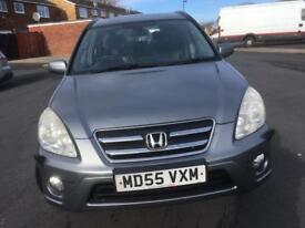 Honda CR-V I-CDTI executive 2.2 diesel 2006