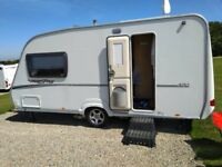 Abbey Freestyle Luxury 2 berth .End washroom/Shower. Superb Condition.