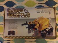 Robot Beetle Remote Control Unused
