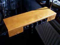 MOOG Etherwave Theremin Standard, ash body, as new condition, USA made synthesizer