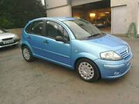 03 Citroen C3 SX 1.4 Hdi Diesel 5 door only61000 mls road Tax £30( can be viewed inside anytime)