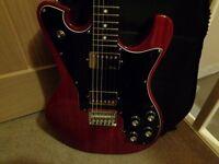 Farida CT36 Electric Guitar + Matching Gigbag - Like New