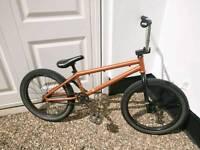 WeThePeople BMX Orange -ODI Grips, nice and solid bike.