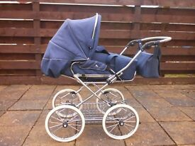 Churchill pram for sale.