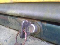 bmw e30 320 318 touring estate rear lock and key .