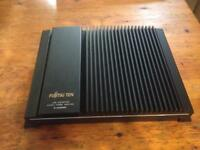"""Fujitsu Ten a-3000M Amplifier & 2 Sets of 6"""" x 9"""" Speakers"""