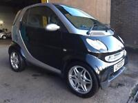 2003 SMART FORTWO 0.7 PASSION SOFT-TOUCH AUTO 44K *LONG MOT* £30 TAX PER YEAR!