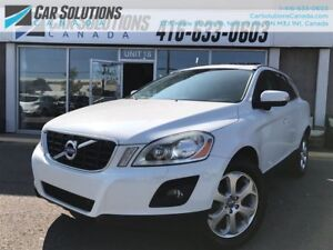 2010 Volvo XC60 T6 - Leather-Sn roof