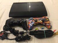 PlayStation 3 Super Slim 500GB + 16 Games