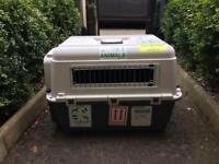 Animal transport crate