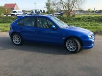 MG ZR 22086 GENUINE MILES, RUNS LIKE NEW.