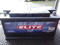 ELITE HEAVY DUTY 95 AMP HOUR CAR/VAN BATTERY