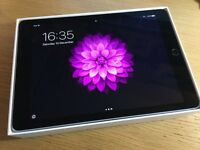"""iPad Pro 9.7"""" 32GB (wifi only) Space Grey, with box (very good condition)"""