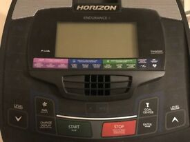 Horizon Endurance 4 Cross Trainer
