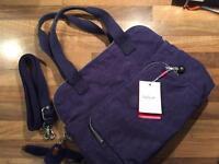 Kipling designer bag - new with tags