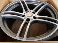 "BMW Style 313M E36 E46 E90 M3 M4 M5 M6 F10 F20 F30 F12 Alloys 19"""