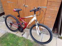Ladies Apollo fs.26 Mountain Bicycle in good condition