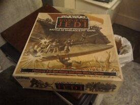 Rare 1983 Return of the Jedi board game