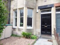 2 bedroom fully furnished ground floor flat to rent on Marchmont Road, Edinburgh