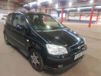 HYUNDAI GETZ 1.3ltr_3dr (2004) *** LONG MOT - HPI CLEAR - FREE DELIVERY ***