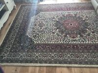 2 sets of Central Asian carpet rugs for sale
