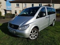 Hi im sale mercedes vito 2.2 cdi 1 full year mot