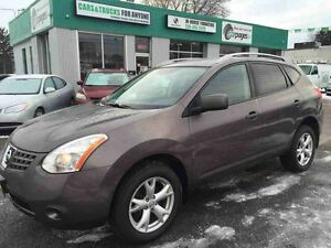 2009 Nissan Rogue SL - ALLOYS, HTD SEATS, ECONOMY PRISTINE RIDE!