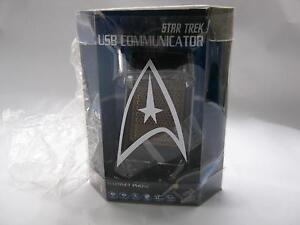 Star Trek USB Communicator Internet Phone. Replica -