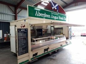Catering Van - Kater craft high output 16' unit