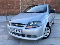 2007 / CHEVROLET KALOS / ELECTRIC WINDOWS / LOW MILEAGE / CD / FULL MOT .