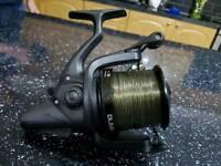 Carp fishing reels