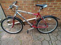 Gents Saracen Rufftrax 2 Mountain Bike