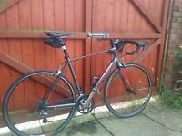 Road Bike Giant Defy 5 + extra gifts