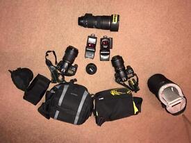 Nikon D7000 **Job Lot**