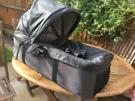Baby Jogger carry cot excellent condition