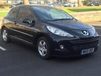 PEUGEOT 207 SPORT 1.4 PETROL 2010 (10 REG)**£1799**LOW MILES*MANUAL*5 DOOR*PX WELCOME*DELIVERY
