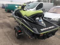 Seadoo rxt 1500 super charge not Yamaha gp800r gp1200r gp1300r