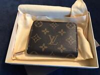 Authentic Louis Vuitton monogram zippy purse